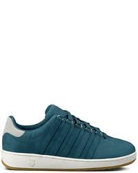 Baskets bleu canard K-Swiss
