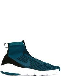 Baskets bleu canard Nike