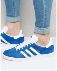 Baskets bleu clair adidas