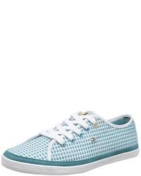 Baskets bleu clair Tommy Hilfiger