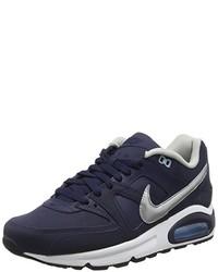 Baskets bleu marine Nike