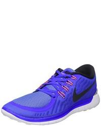 Baskets bleues Nike