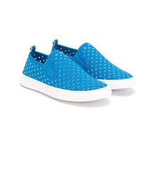 Baskets bleues Stella McCartney