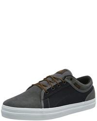 Baskets grises foncées DVS Shoes