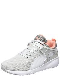 Baskets grises Puma