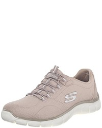 Baskets grises Skechers