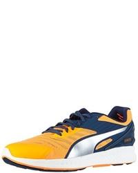 Baskets jaunes Puma