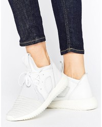 Baskets montantes blanches adidas