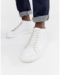 Baskets montantes blanches Jack & Jones