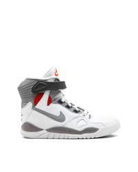 Baskets montantes blanches Nike
