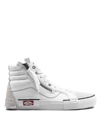 Baskets montantes blanches Vans