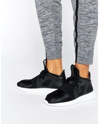 Baskets montantes noires adidas
