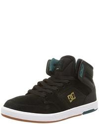 Baskets montantes noires DC Shoes