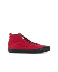 Baskets montantes rouges Alyx