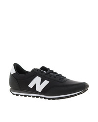 Baskets noires New Balance