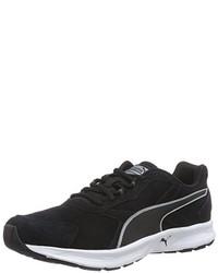 Baskets noires Puma