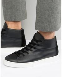 Baskets noires Selected