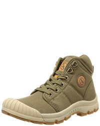 Baskets olive Aigle