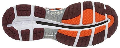 Baskets orange Asics, €139 | | Lookastic France