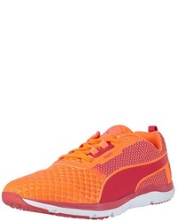Baskets orange Puma