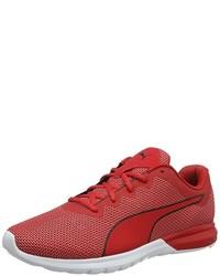 Baskets rouges Puma