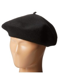 Béret noir San Diego Hat Company