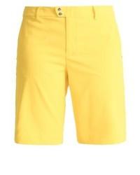 Bermuda jaune Ralph Lauren