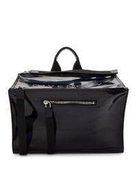 Besace en cuir noire Givenchy