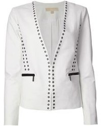Blazer blanc et noir MICHAEL Michael Kors