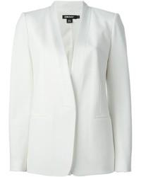 Blazer blanc DKNY