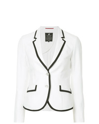 Blazer blanc Loveless