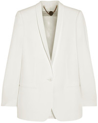 Blazer blanc Stella McCartney