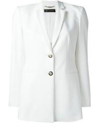 Blazer blanc Versace