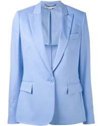Blazer bleu clair