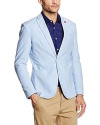 Blazer bleu clair Esprit