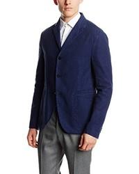 Blazer bleu marine Calvin Klein Jeans