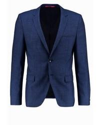 Blazer bleu marine Hugo Boss