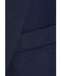 Blazer bleu marine Marni