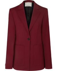 Blazer bordeaux 3.1 Phillip Lim
