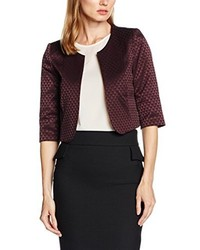 Blazer bordeaux Comma