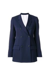 Blazer croisé bleu marine Calvin Klein 205W39nyc