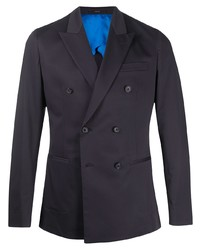 Blazer croisé bleu marine Paul Smith