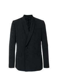 Blazer croisé noir Givenchy