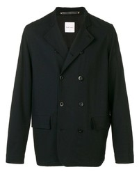 Blazer croisé noir Paul Smith