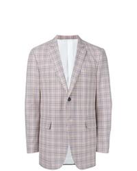 Blazer écossais gris Calvin Klein 205W39nyc