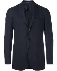 Blazer en laine bleu marine Polo Ralph Lauren
