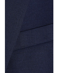 Blazer en laine bleu marine Marni