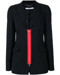 Blazer en laine noir Givenchy