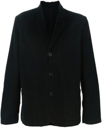 Blazer en velours côtelé noir Societe Anonyme