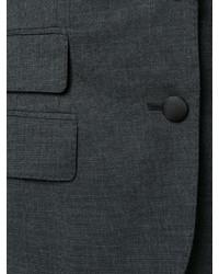 Blazer gris foncé Dolce & Gabbana